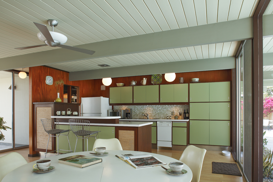 Charmant Eichler_Kitchen_SoCal