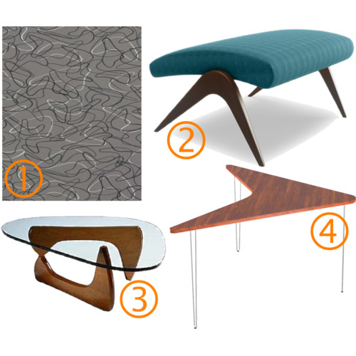 BiomorphicFurniture