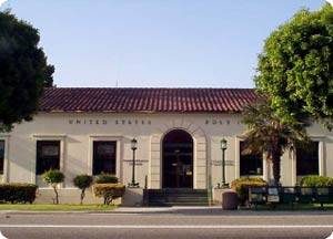 Fullerton Historic Post Office