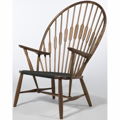Wegner Style Peacock Chair available from inmod.com