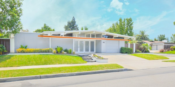 Eichler Open House: 1779 N. Ridgewood St. Orange
